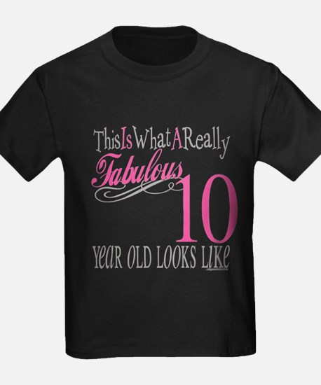 10th Birthday Gifts T