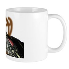 Rudolf the Red Nosed Red Ear Turtle Mug
