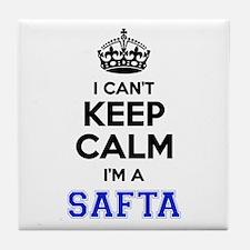 I can't keep calm Im SAFTA Tile Coaster