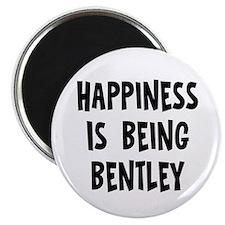 Happiness is being Bentley Magnet