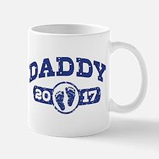 Daddy 2017 Small Small Mug