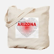 Unique Phoenix arizona Tote Bag