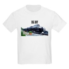 UP Big Boy Steam Engine T-Shirt
