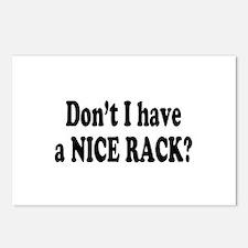 Nice Rack Postcards (Package of 8)