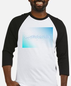 Air Bubbles On Water Baseball Jersey