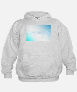 Air Bubbles On Water Hoodie