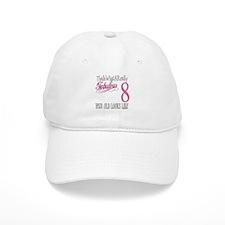 8th Birthday Gifts Baseball Cap