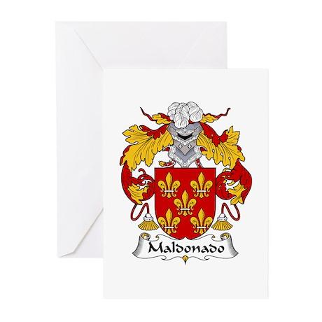 Maldonado II Greeting Cards (Pk of 10)
