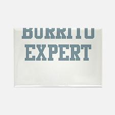 burrito expert Magnets