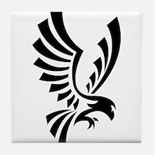 Eagle symbol Tile Coaster