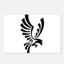 Eagle symbol Postcards (Package of 8)
