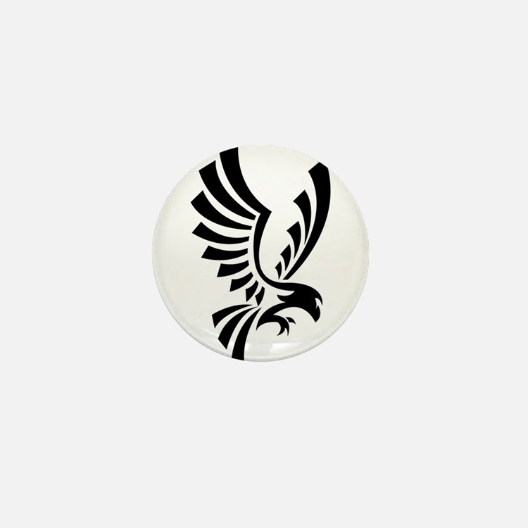 Eagle symbol Mini Button