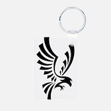 Eagle symbol Keychains