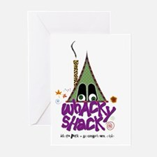 Whacky Shack Greeting Cards (Pk of 10)