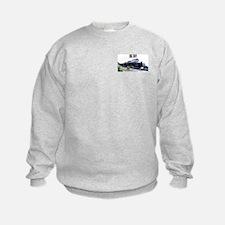 UP Big Boy Steam Engine Sweatshirt