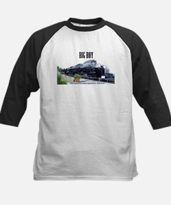 UP Big Boy Steam EngineKids Baseball Jersey