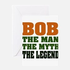 BOB - the Legend Greeting Cards