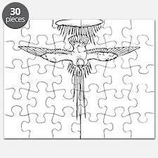 Holy spirit clip art Puzzle