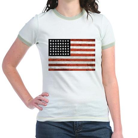 Old Glory Jr. Ringer T-Shirt