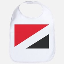 Principality of Sealand flag Bib