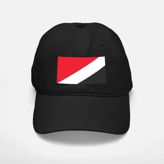 Principality of Sealand flag Baseball Hat
