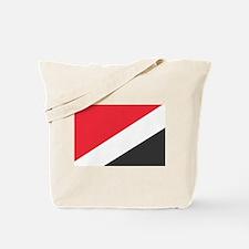 Principality of Sealand flag Tote Bag