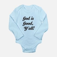 God is Good, Yall! Body Suit
