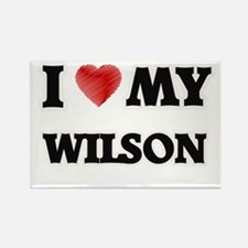 I love my Wilson Magnets