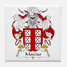 Macías Tile Coaster