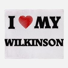 I love my Wilkinson Throw Blanket