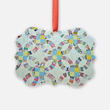 Cute Textile Ornament