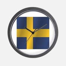 Funny Northern europe Wall Clock
