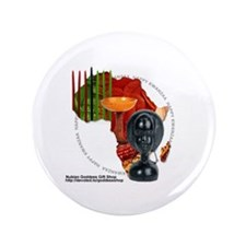 "Kwanzaa 3.5"" Button"