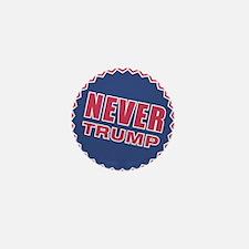 never trump Mini Button