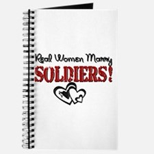 Real Women Marry Soldiers Journal
