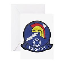VAQ 131 Lancers Greeting Cards (Pk of 10)