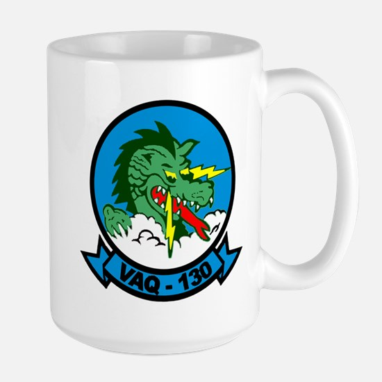 VAQ 130 Zappers Large Mug