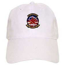 VAQ 34 Flashbacks Baseball Cap