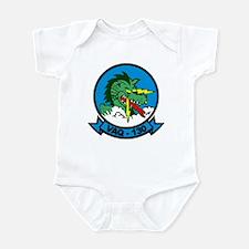 VAQ 130 Zappers Infant Bodysuit