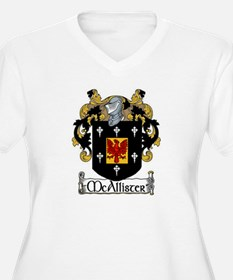 McAllister Coat of Arms T-Shirt