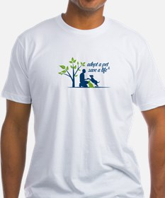 adopt a pet - save a life T-Shirt