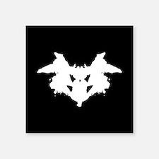 Rorschach Inkblot Sticker