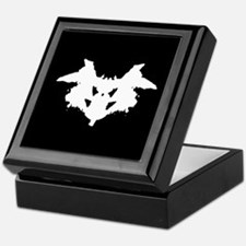 Rorschach Inkblot Keepsake Box