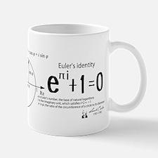 Euler's identity: mathematics: beautiful mathemati