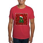 Christmas Bear Dark T-Shirt