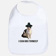 Can has turkee Bib