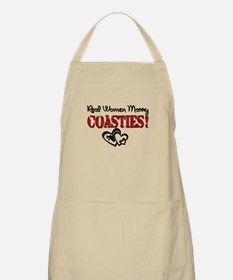 Real Women Marry Coasties! BBQ Apron