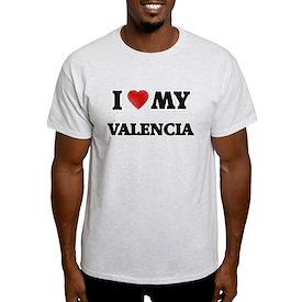 I love my Valencia T-Shirt