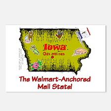 IA-Walmart! Postcards (Package of 8)