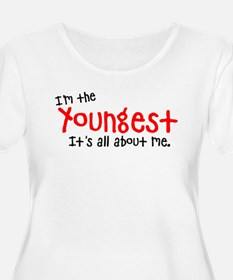 youngest Plus Size T-Shirt